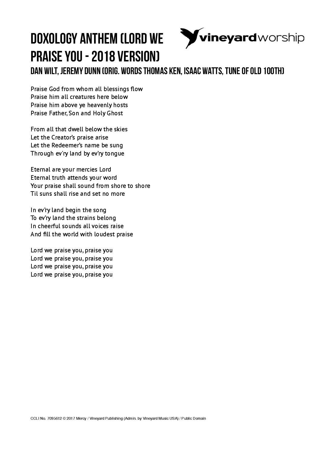 Above All Lyrics Pdf